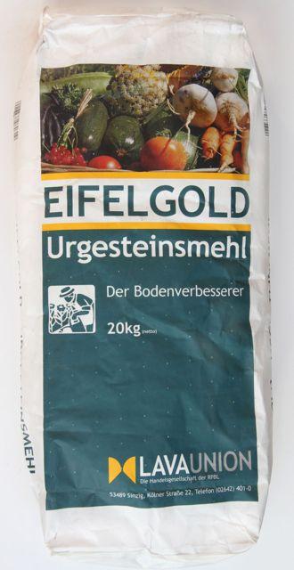 Lavameel Eifelgold 19 kg.