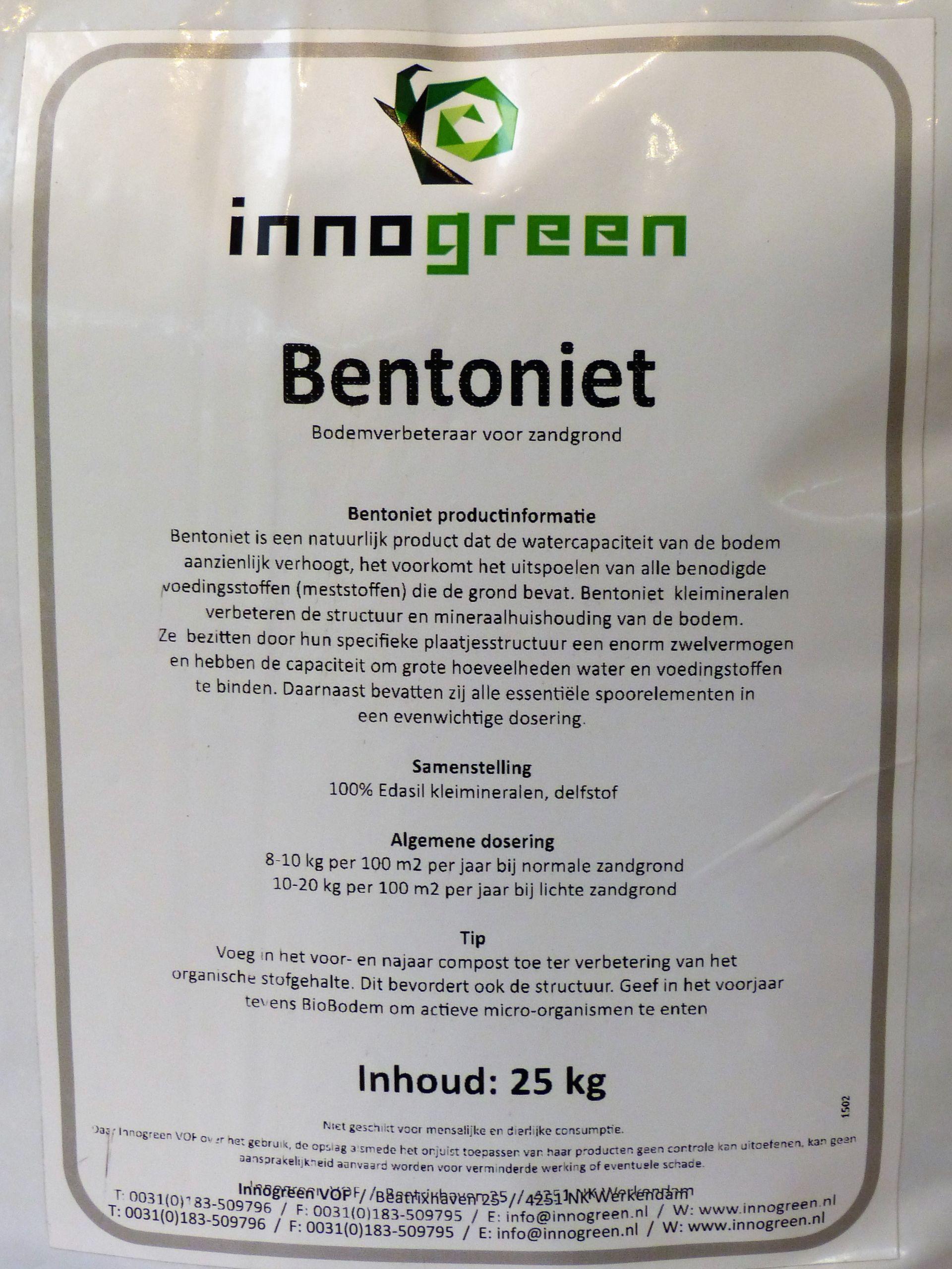 Bentoniet