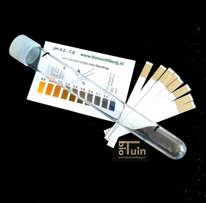 pH Testset